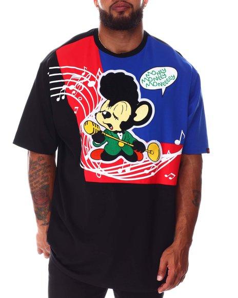 Makobi - Money Moneey T-Shirt (B&T)