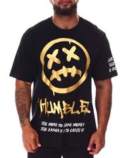 Short-Sleeve - Humble Foil Print T-Shirt (B&T)-2642390