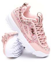Women - Disruptor II Tweed Lux Sneakers-2644021
