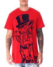 T-Shirts - FLOCK SLICK SS KNIT-2641284
