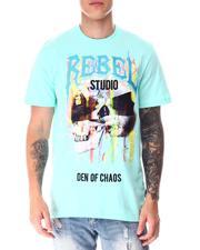 T-Shirts - Skull Rebel Tee-2642502