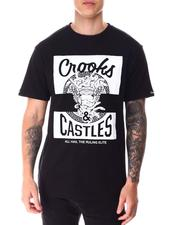 Crooks & Castles - MAD KLEPTO TEE-2644326
