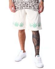 HUF - GREEN BUDDY TERRY CLOTH SHORT-2641213
