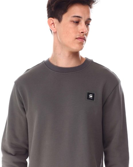 G-STAR - Logo Badge Sweat shirt