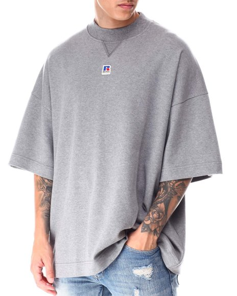 Russell Athletics - T-Box Drop Shoulder Boss x Russel Athletic Tee