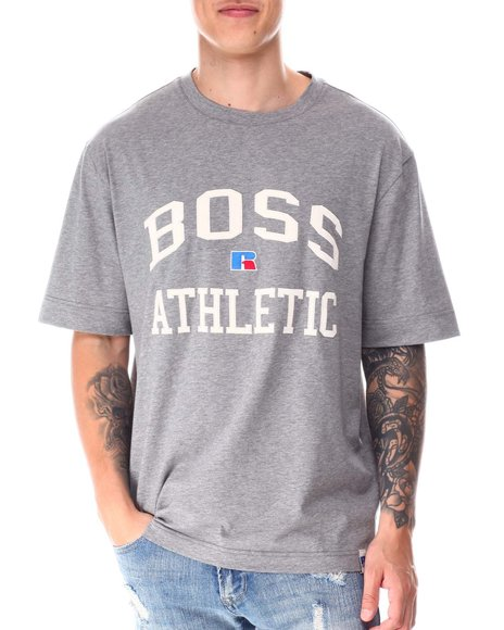Russell Athletics - Boss x Russel Athletic Tee
