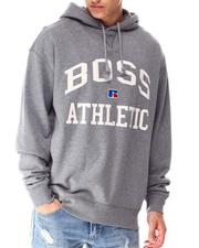Hugo Boss - Safa Boss x Russel Athletic Hoodie-2644384