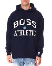 Hugo Boss - Safa Boss x Russel Athletic Hoodie-2644396