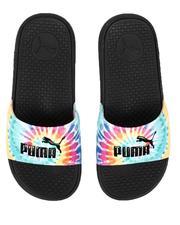 Puma - Cool Cat Tie Dye BX Slides-2644727