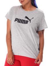 Plus Size - ESS Logo Tee (Plus)-2645068