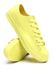 Women - Low Cut Monochrome Sneakers-2643966