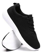 Fashion Lab - Low Cut Knit Sneakers-2643972