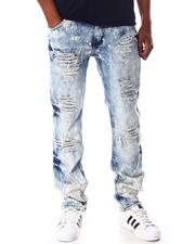Jeans - Cloud Wash Ripped Jean-2645083
