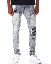 Jeans - Ripped Bleach and Rhinestone Jean-2645825