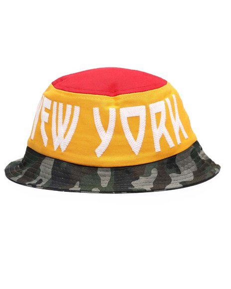 Arcade Styles - New York Bucket Hat