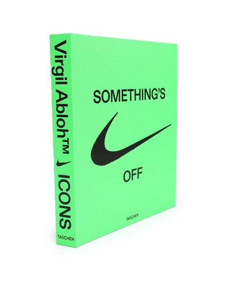 Taschen Books - Virgil Abloh. Nike ICONS Books