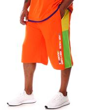 SWITCH - Colorblock Shorts (B&T)-2646235