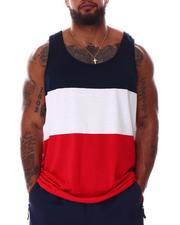 Buyers Picks - Slub Stripe Tank Top (B&T)-2646415