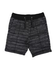 Arcade Styles - Drawstring Knit Shorts (8-20)-2645584
