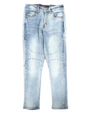 Jeans - Skinny Fit Moto Jeans (8-18)-2643496