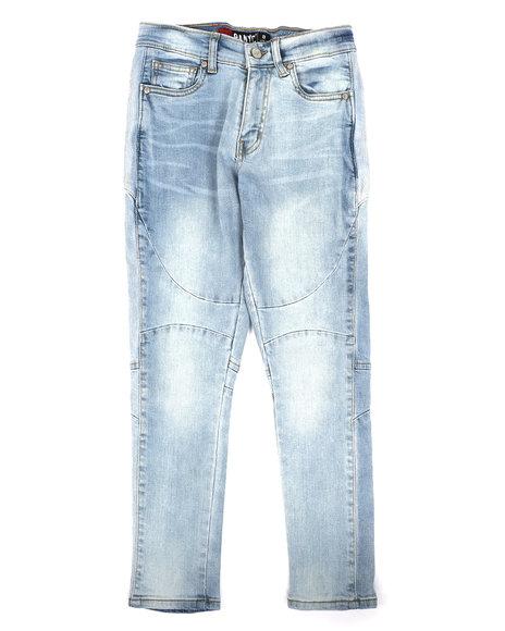 Tony Hawk - Skinny Fit Moto Jeans (8-18)