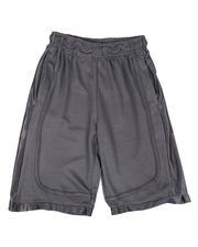 Shorts - Basketball Mesh Shorts (8-18)-2643568