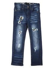 Arcade Styles - Grafitti Rip & Repair Jeans (4-7)-2644451