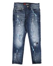 Tony Hawk - Rip & Repair Paint Splatter Jeans (4-7)-2645164