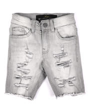 Jordan Craig - Distressed Denim Shorts (2-7)-2645200