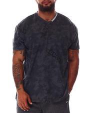 Ecko - Toot Your Horn Trim V-Neck T-Shirt (B&T)-2645933