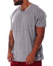 Men - Toot Your Horn Trim V-Neck T-Shirt (B&T)-2645943