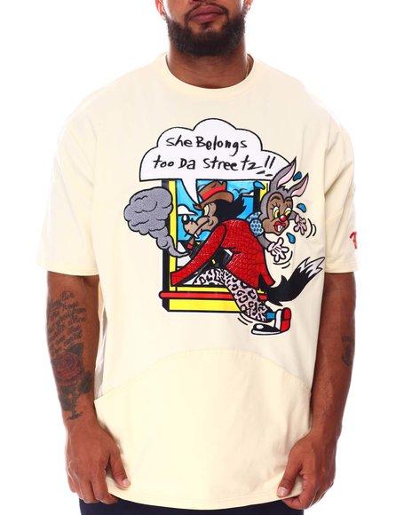 Frost Originals - She Belongs 2 Da Streets T-Shirt (B&T)