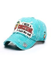 Women - I Need A Cocktail Vintage Cap-2645228