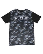Sizes 8-20 - Big Kids - Hustle Sublimation T-Shirt (8-20)-2645315