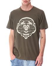 Shirts - BUDDHA GRAPHIC SS Tee-2646913