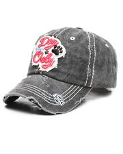 Women - Dog Vibes Only Vintage Cap-2645212