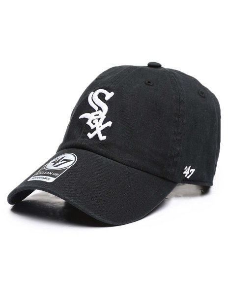 '47 - Chicago White Sox Black Heritage 47 Clean Up Cap