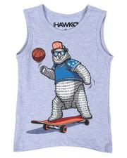 Sizes 2T-4T - Toddler - Animal Graphic Tank Top (2T-4T)-2646338