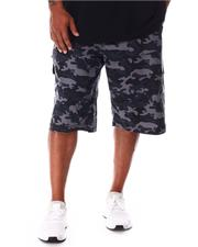 Akademiks - Pull On Cargo Shorts (B&T)-2646095