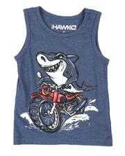 Sizes 2T-4T - Toddler - Animal Graphic Tank Top (2T-4T)-2646373