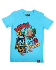 Sizes 8-20 - Big Kids - Rebel Studio Tee (8-20)-2646727