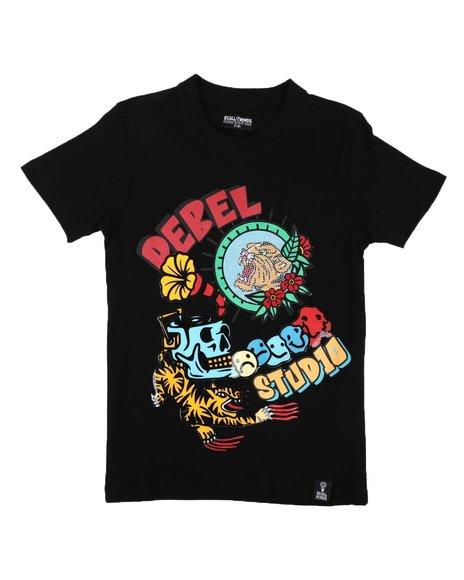 Rebel Minds - Rebel Studio Tee (8-20)