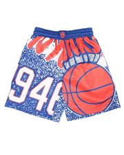 Mitchell & Ness - NYC Knicks Swingman Shorts (8-20)-2646777