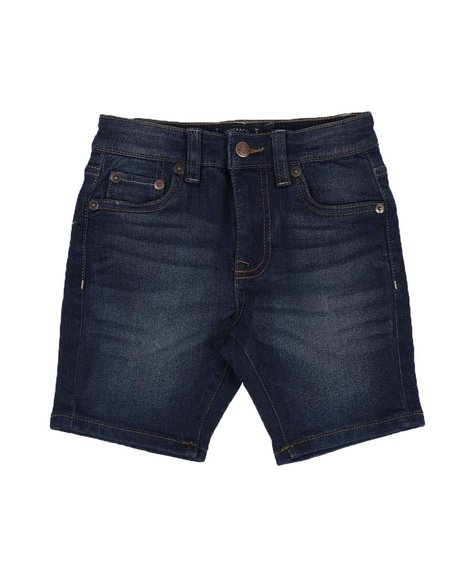 Lucky Brand - Washed Denim Shorts (4-7)