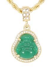 Buyers Picks - Budda Chain Necklace-2647546