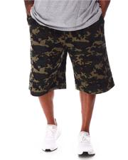 Akademiks - Pull On Moto Cargo Shorts (B&T)-2646124
