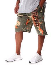 Ecko - Standardized Fleece Shorts (B&T)-2647536