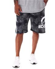 Ecko - Four Square Fleece Shorts (B&T)-2647594