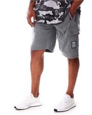 Ecko - Cargo Largo Fleece Shorts (B&T)-2647648