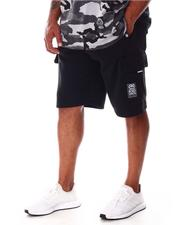 Ecko - Cargo Largo Fleece Shorts (B&T)-2647658